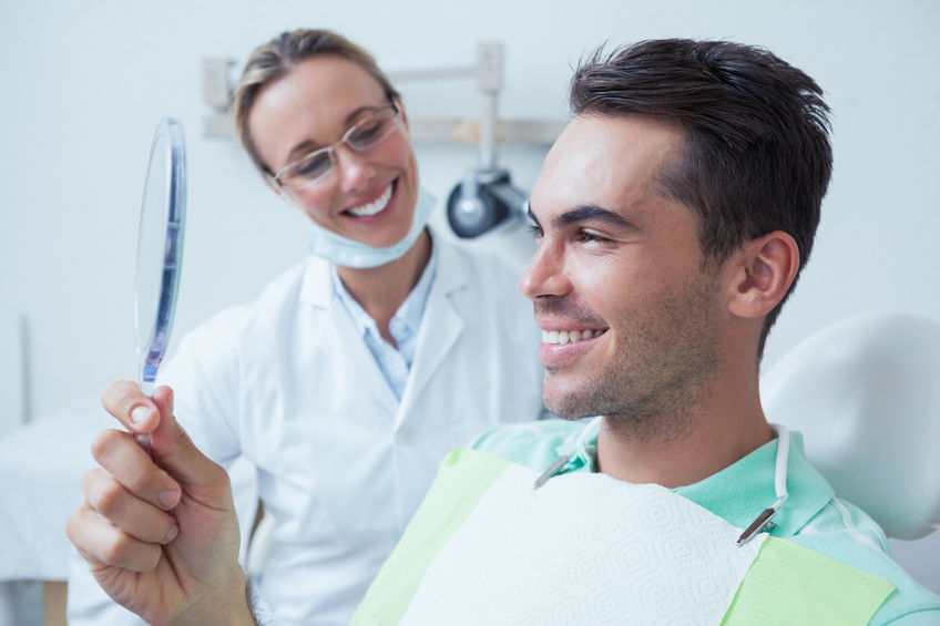 Men's Oral Health and Going to the Dentist - GoleDentalGroup.com
